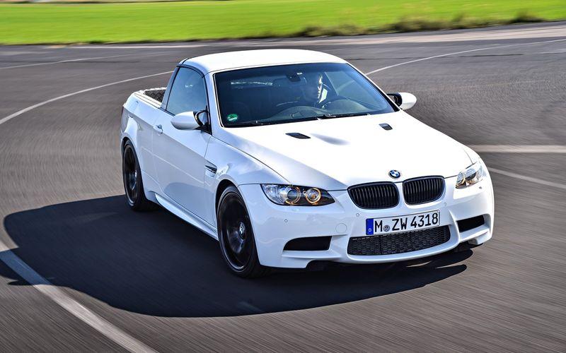 BMW M3 Pickup (2011)