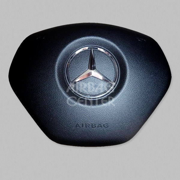 Подушка безопасности для Mercedes Benz A-class, AMG GT, B-class, C-class, CL, CLA, CLK, CLS, E-class, G-class, GL, GLA-class, GLC, GLE, GLK, GLS, M-class, R-class, S-class, SL, SLC, SLK, V-class