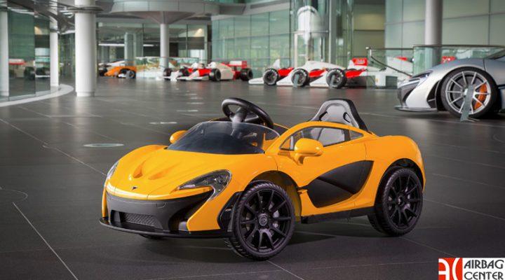 Компания McLaren выпустила «детский» суперкар