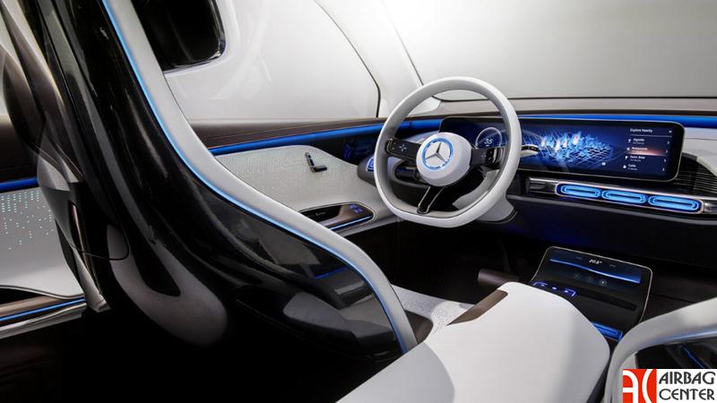 Электрокроссовер Mercedes-Benz Generation EQ