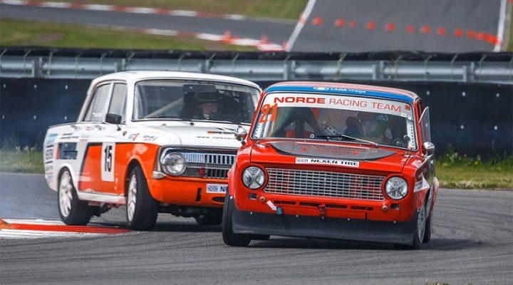 На финал Moscow Classic Grand Prix приедут сто автомобилей