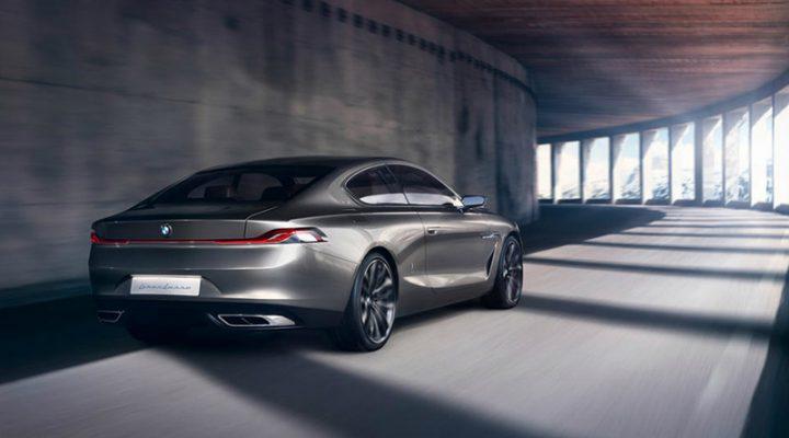 Большое купе BMW M8 получит 600-сильный мотор