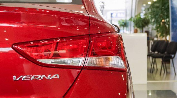 Hyundai начал поставку на территории Китая седана Solaris второго поколения
