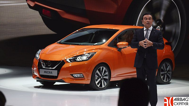 Nissan's press conference