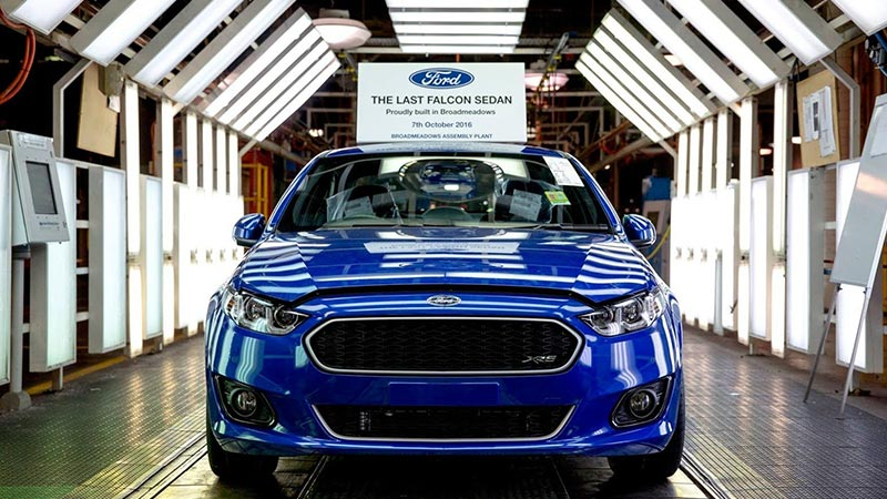Последний Ford Falcon