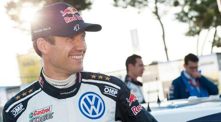 Себастьен Ожье стал четырехкратным чемпионом WRC