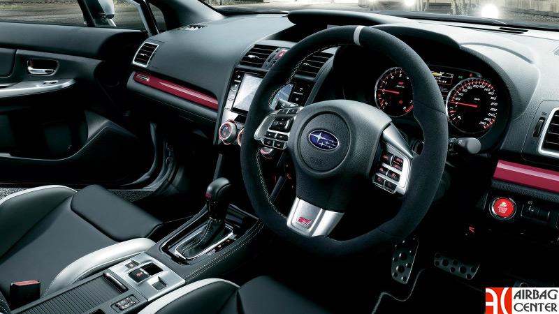 Спецверсия «заряженного» седана Subaru WRX S4