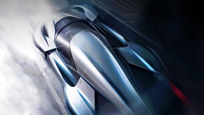 Первое официальное изображение гиперкара NextEV