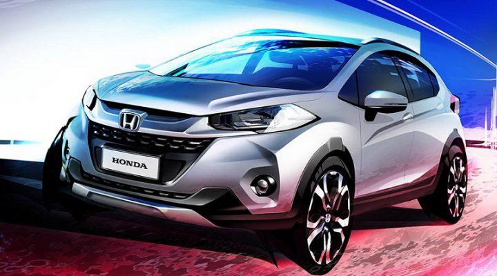 Honda выпустит конкурента Duster