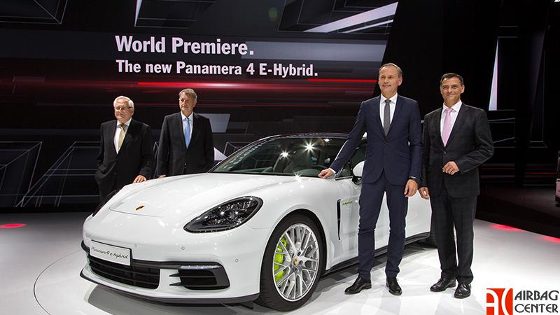 Panamera 4 E-Hybrid