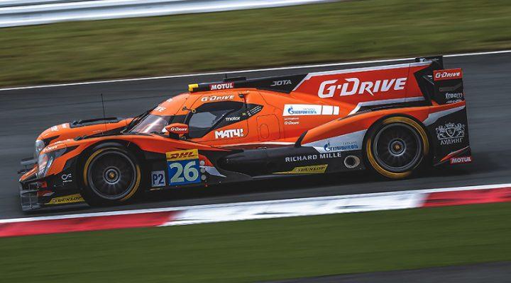 Команда G-Drive Racing впервые выиграла гонку WEC на прототипе ORECA