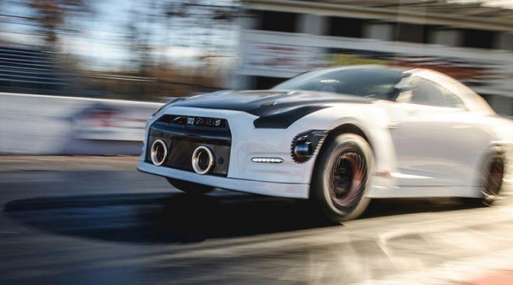 Американцы побили мировой рекорд скорости для Nissan GT-R