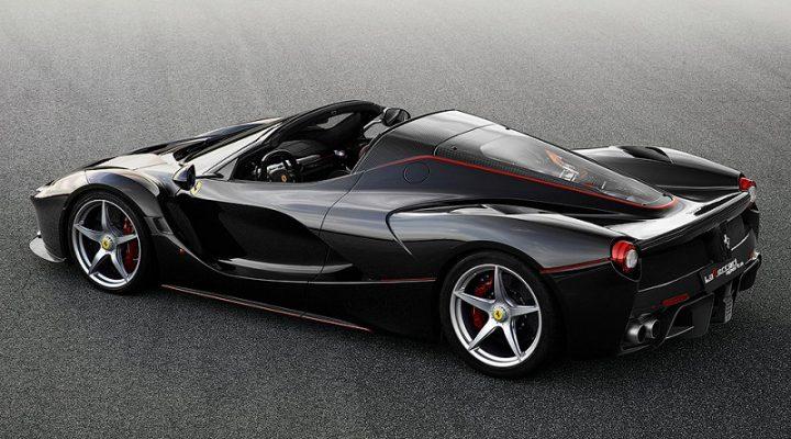 Все Ferrari станут гибридными через три года