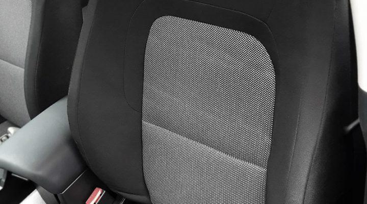 История восстановления пассажирского сидения: Kia Cee'd