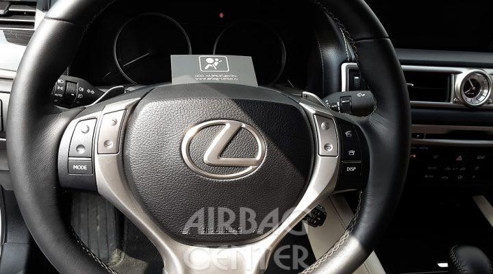 История восстановления системы безопасности: Lexus GS 300