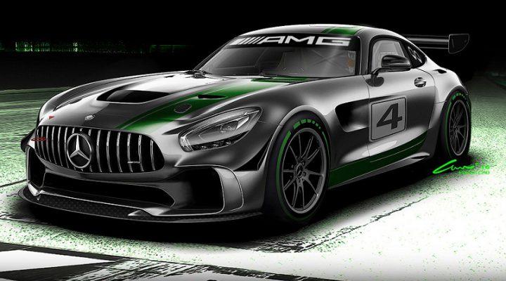 Mercedes построит суперкар для гонщиков-любителей