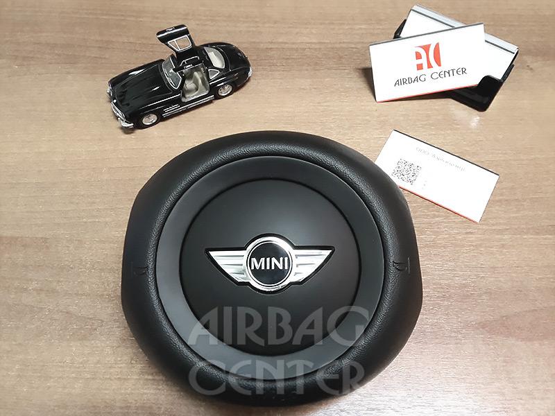 MINI Cooper после восстановления рулевой крышки