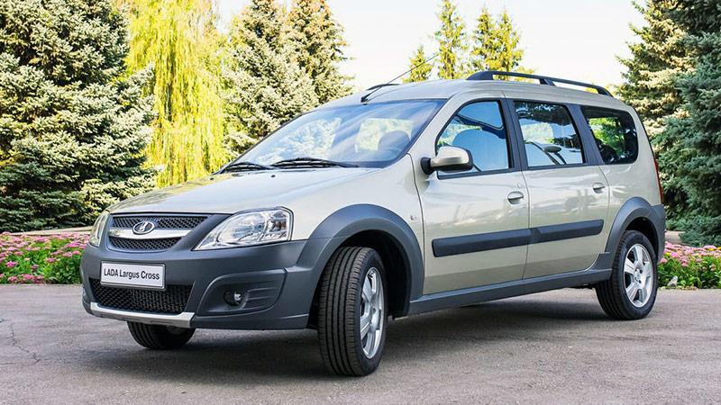 Лидером по росту цены стал универсал Lada Largus Cross.