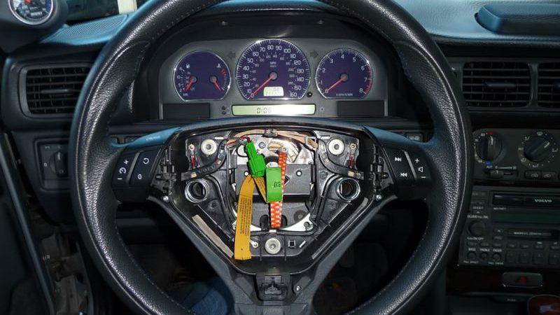 Перепрошивка SRS (Airbag reset)