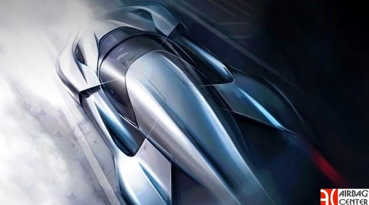 Китайцы показали дизайн 1360-сильного гиперкара
