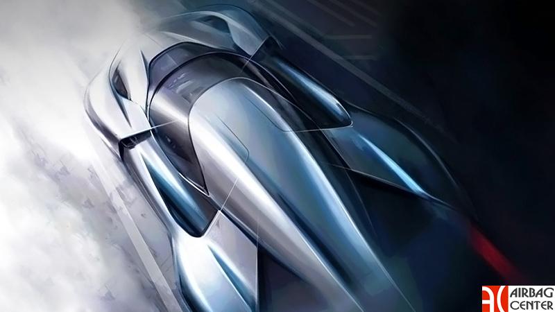 Дизайн 1360-сильного гиперкара