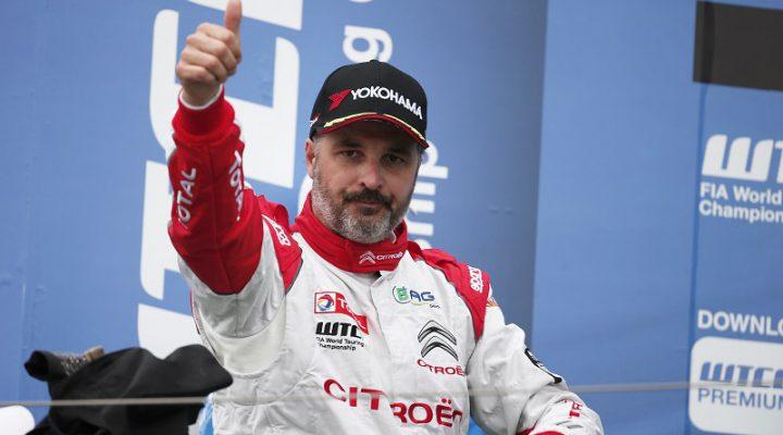 Самый титулованный пилот WTCC объявил об уходе из гонок