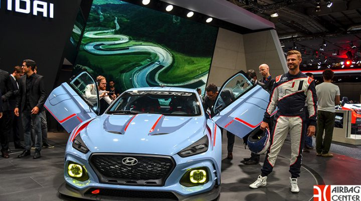 Hyundai показала «убийцу» Ford Focus RS