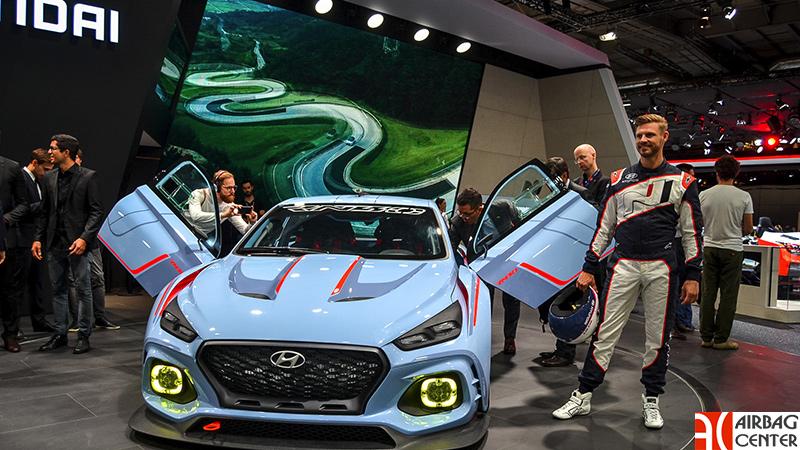 Hyundai N Concept RN30.