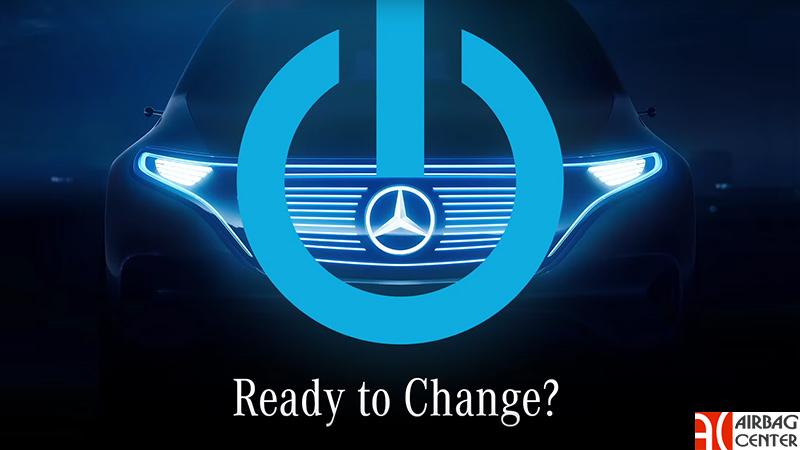 Кроссовер Mercedes-Benz с электрической силовой установкой