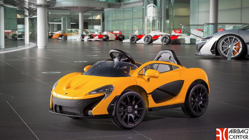McLaren выпустила «детский» суперкар