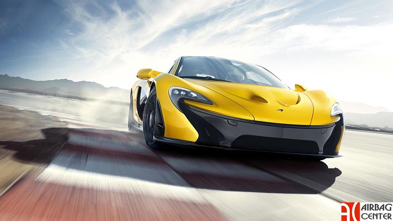 McLaren суперкар