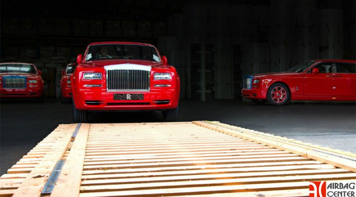 Rolls-Royce выполнил самый большой заказ в своей истории