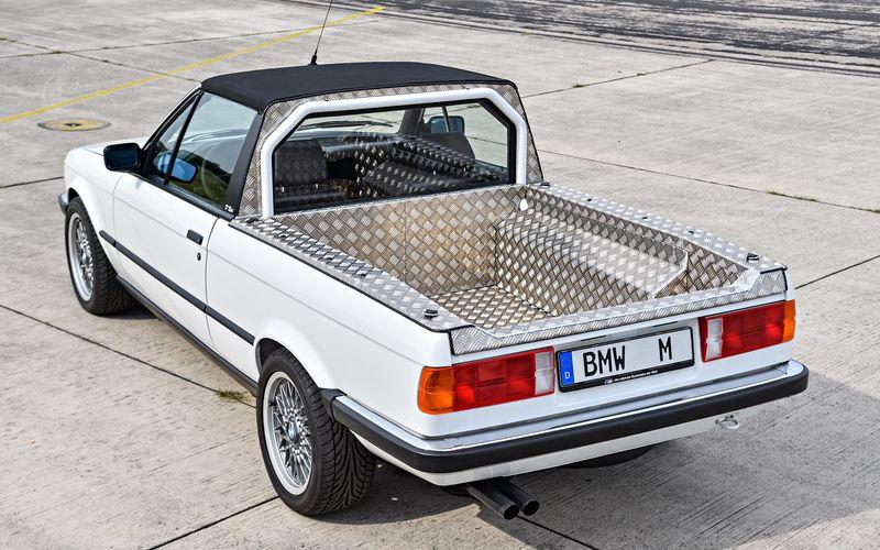 BMW M3 Pickup (1986)