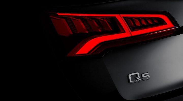 На автосалоне в Париже будет представлен кроссовер Q5 нового поколения