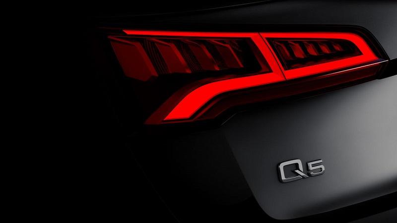 Audi Q5 нового поколения