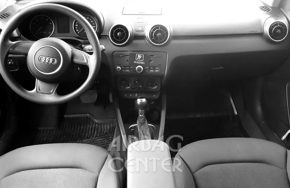 Audi А1 после ремонта
