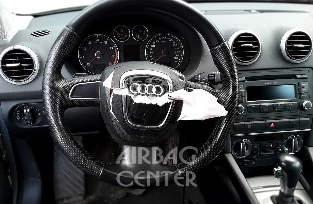 Audi A3 до ремонта