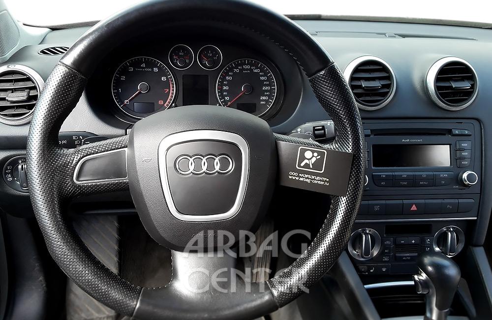 Audi A3 после ремонта