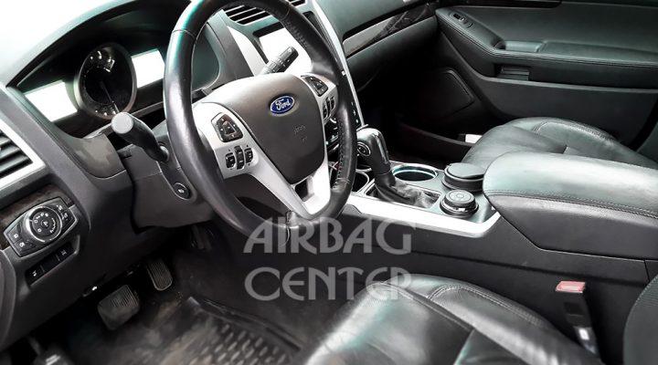 История восстановления airbag: Ford Explorer