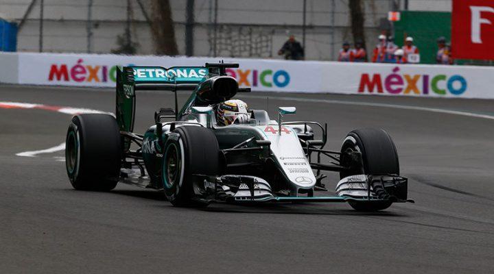 Хэмилтон впервые выиграл Гран-при Мексики