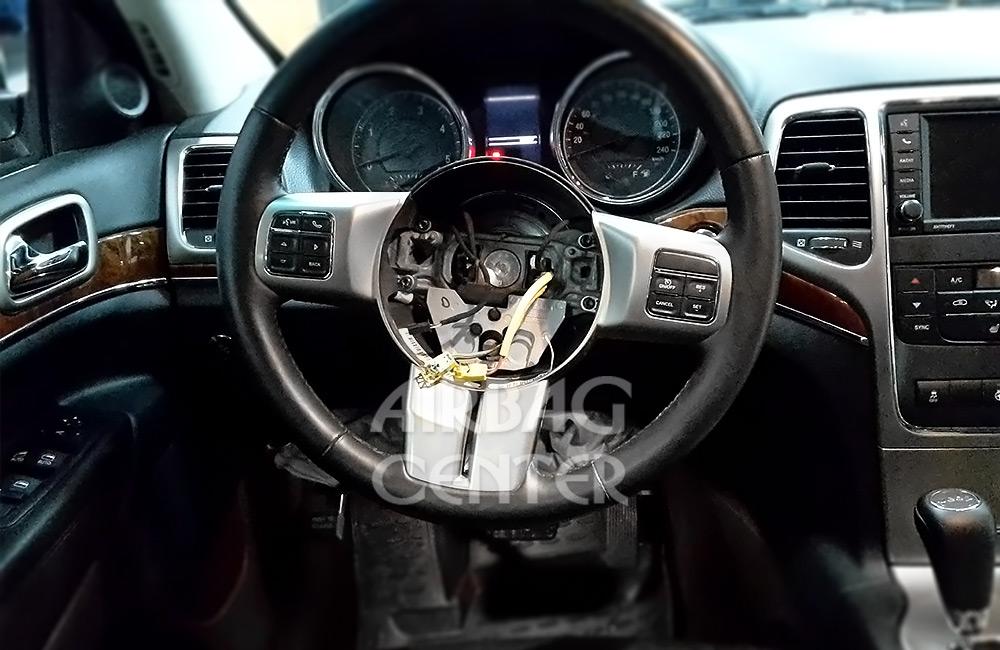 Jeep Grand Cherokee до ремонта