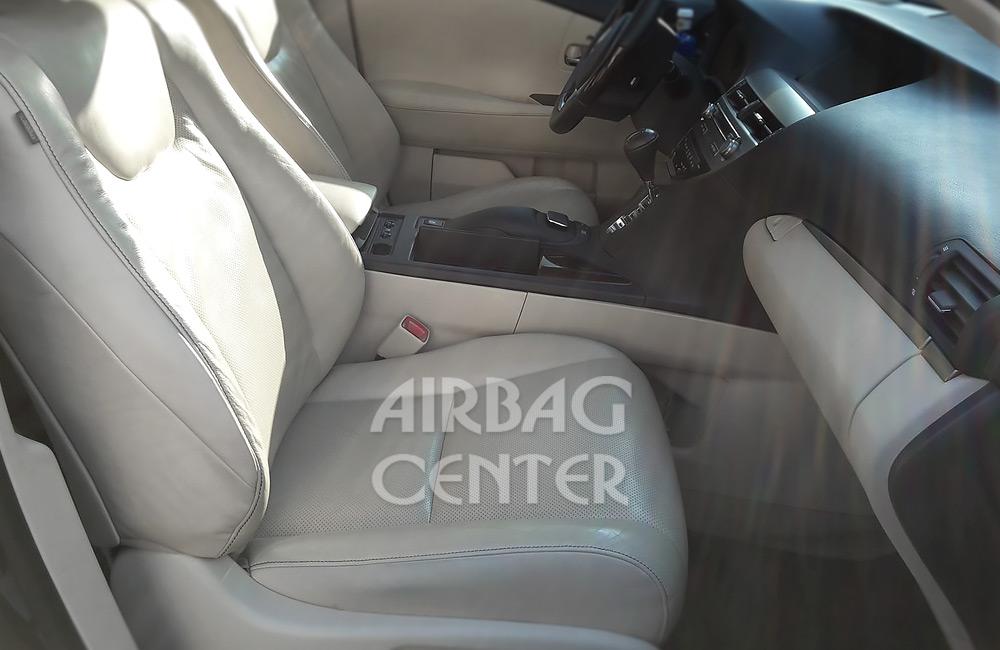 Lexus RX после ремонта