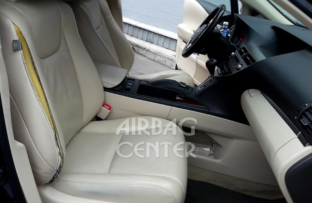 Lexus RX до ремонта