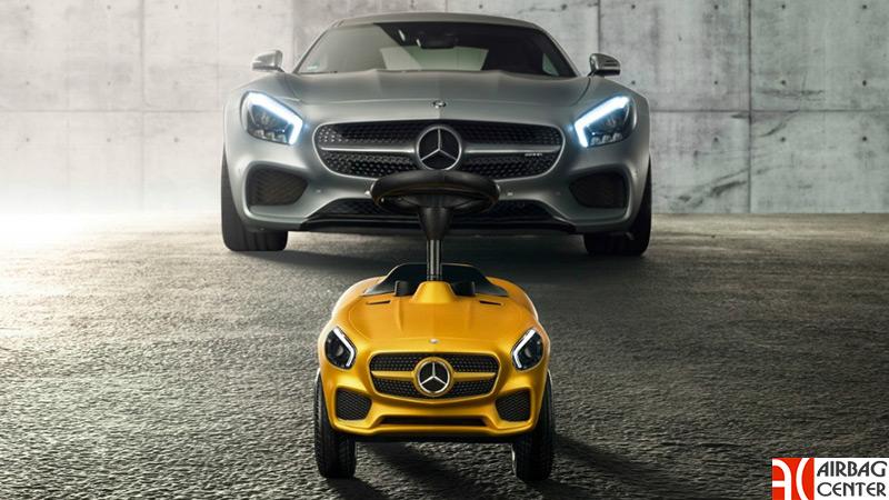 Mercedes выпустил «суперкар» для детей