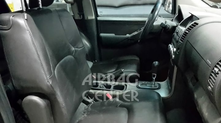 История восстановления сидений: Nissan Pathfinder