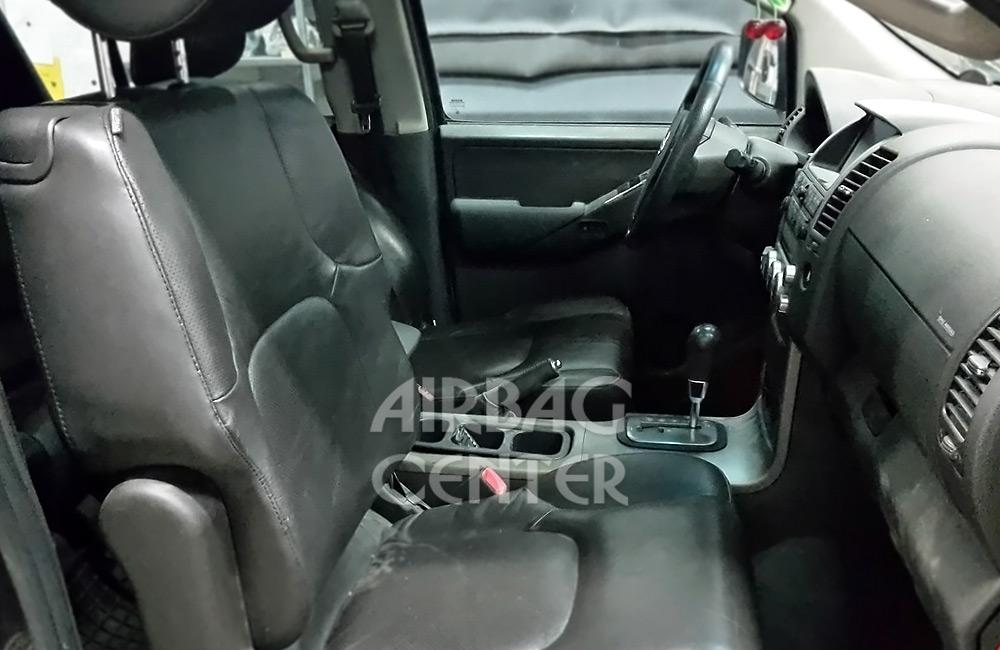 Nissan Pathfinder после