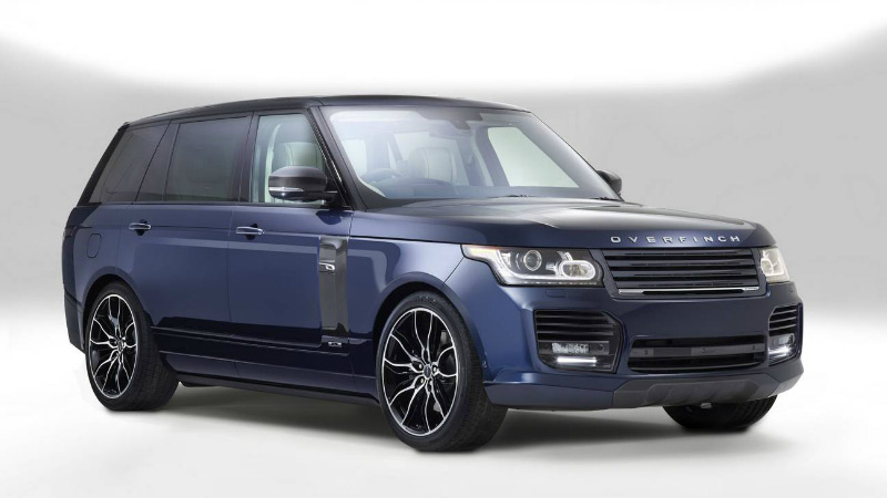 Range Rover Autobiography — London Edition