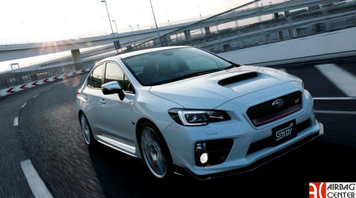 Subaru выпустила редкую версию WRX