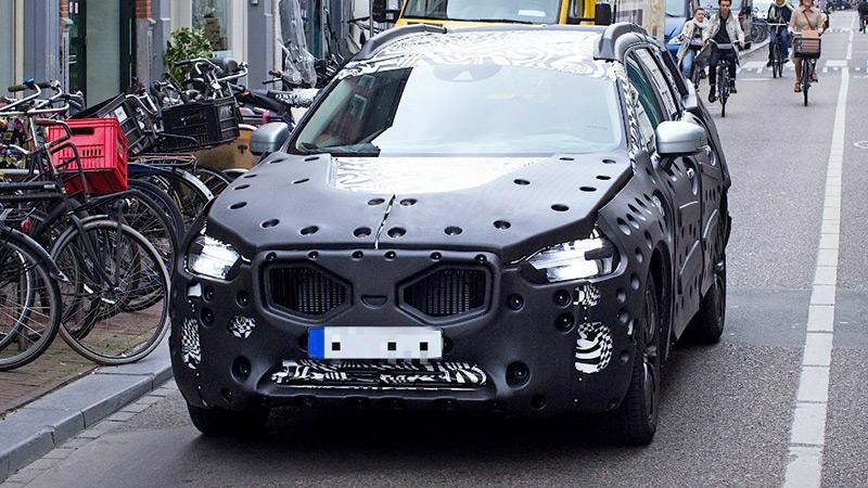 испытания нового Volvo XC60