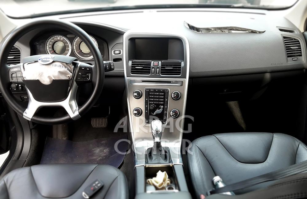 Восстановление системы безопасности на Volvo CX60